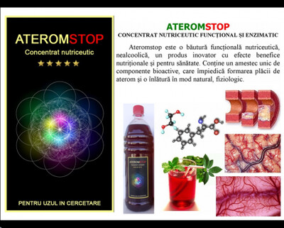 Ateromstop - concentrat