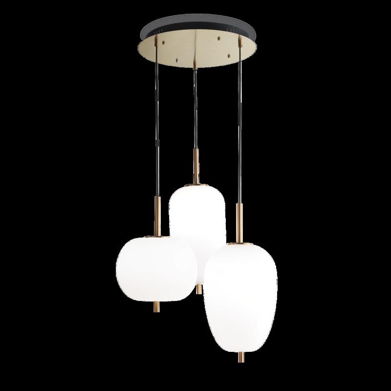 Umile 3 Light Pendant