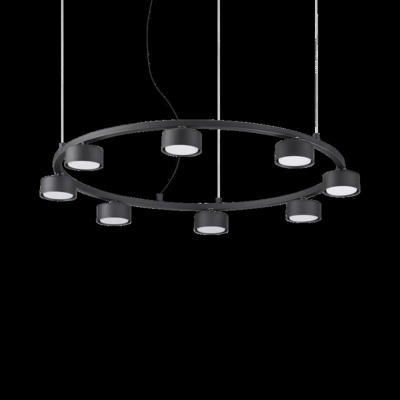 Nasa Round 8 Light Pendant