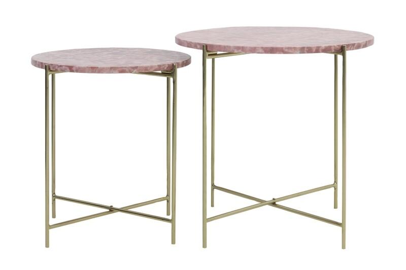 Dion Side Tables Set