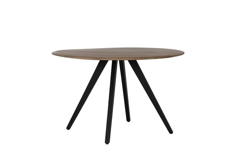 Mercier Black Dining Table