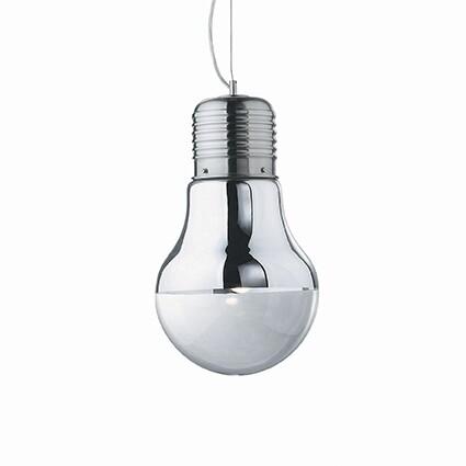 Big Bulb Chrome Pendant