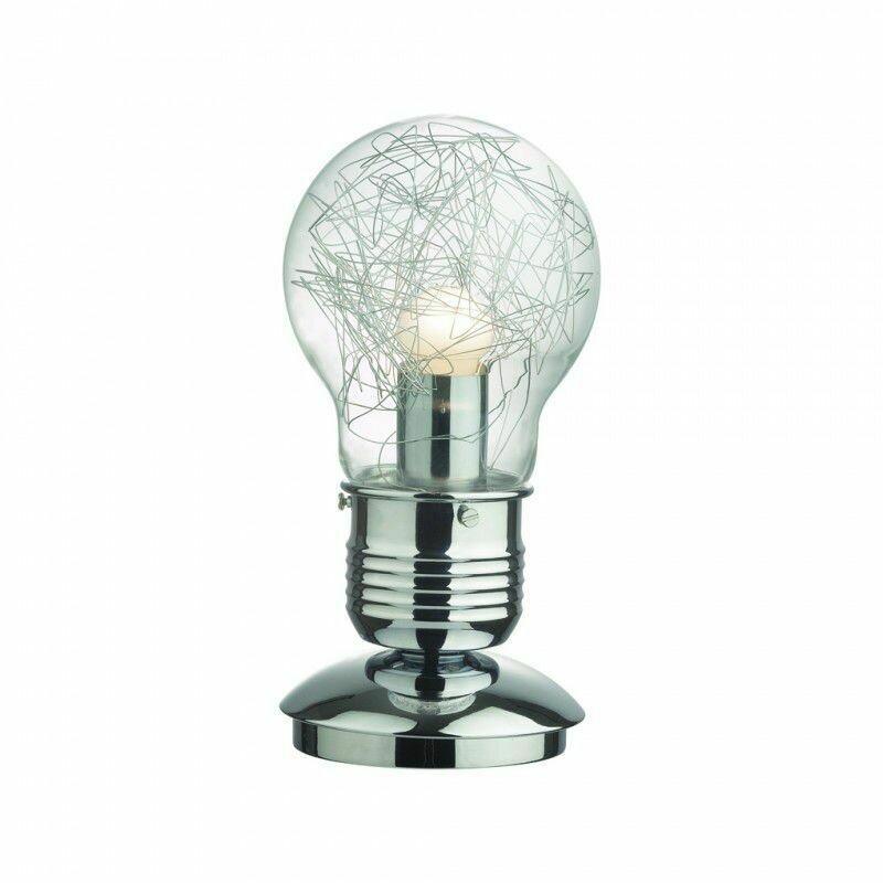 Big Bulb Table Lamp