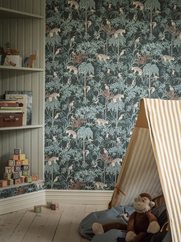 Wild Jungle Wallpaper