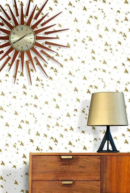 Starling Wallpaper