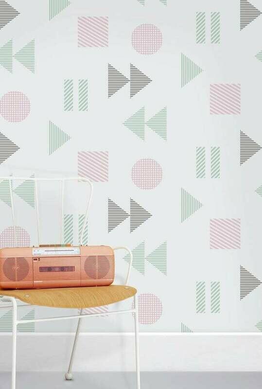 Play/Record Wallpaper