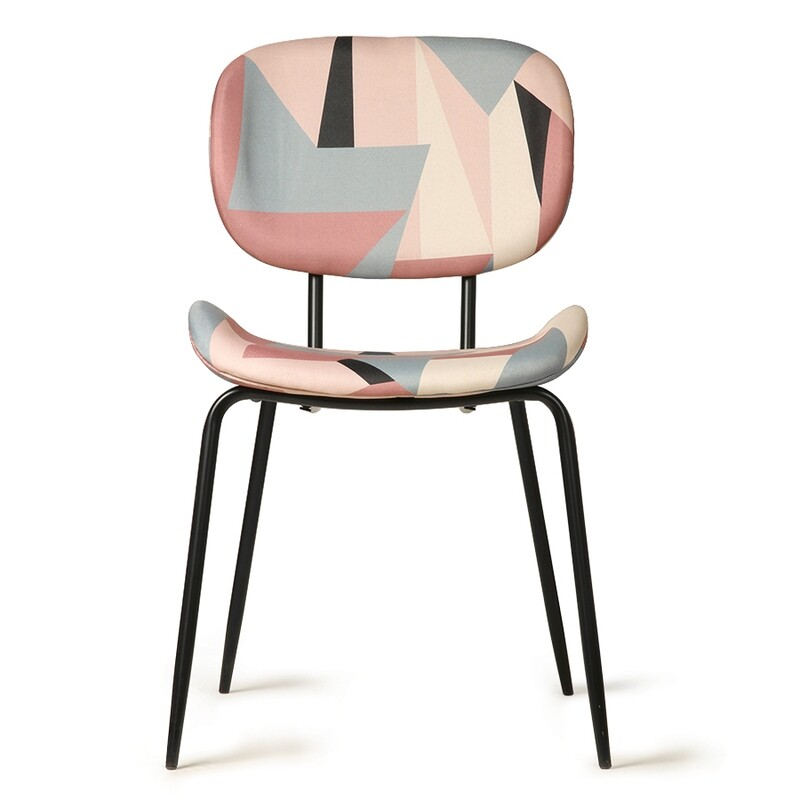 Printed Dining Chair
