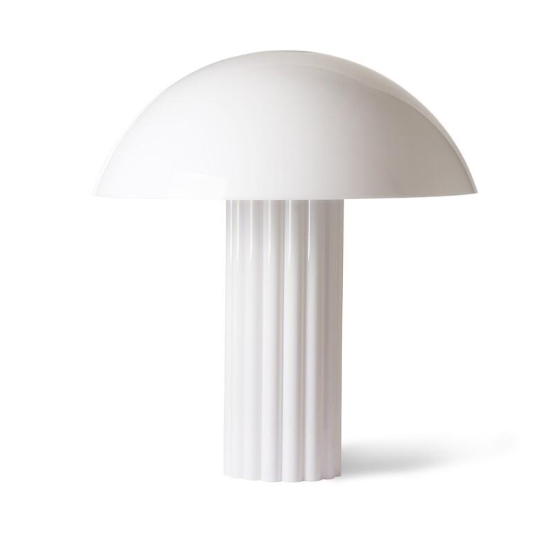 Acrylic Cupola Table Lamp