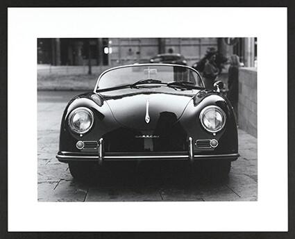 Classic Car BMW Print