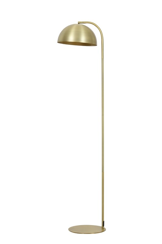 Mette Antique Bronze Floor Lamp