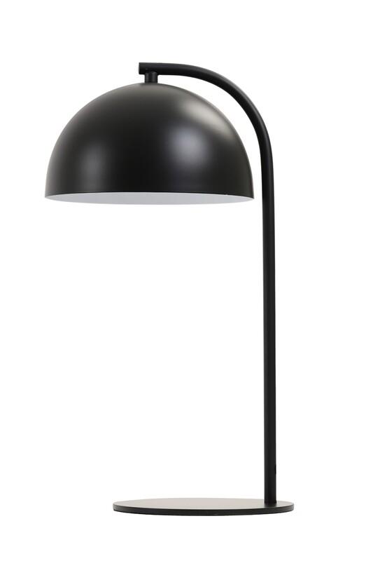 Mette Matte Black Table Lamp