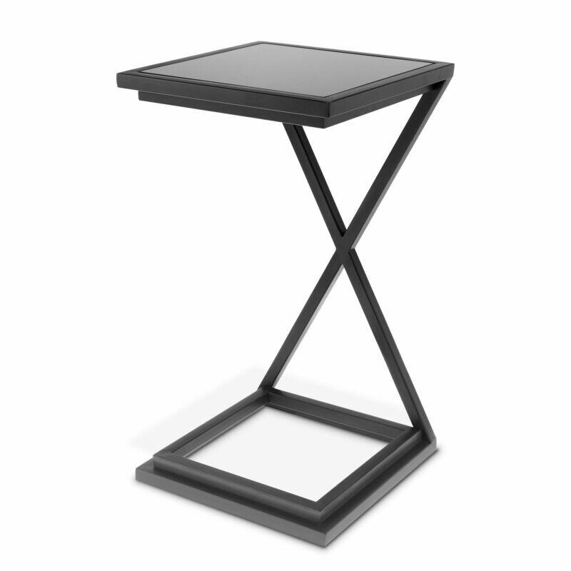 Cross Side Table