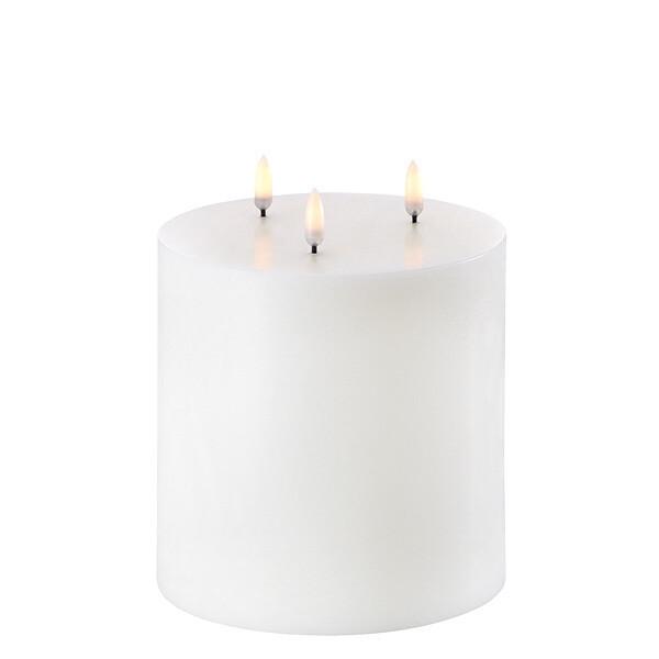 Uyuni LED Pillar Candle 15x15cm