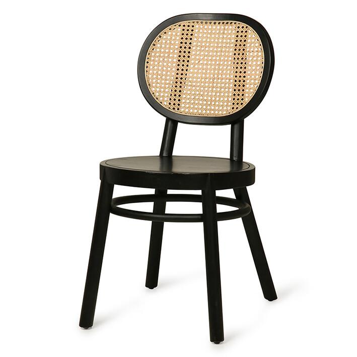 Retro Webbing Chair