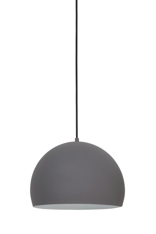 Jaicey Hanging Lamp - Grey