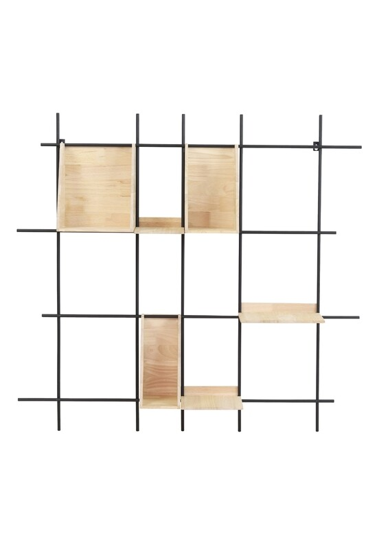 Maisey Wall Rack