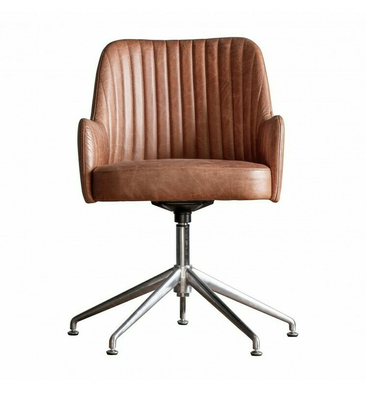Curie Swivel Chair