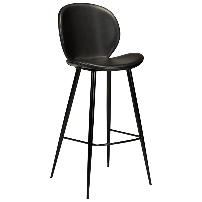Cloud Faux Leather Barstool