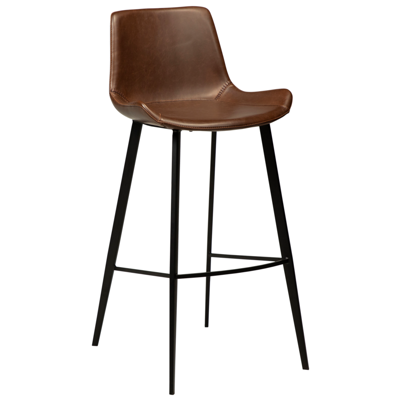 Hype Leather Barstool