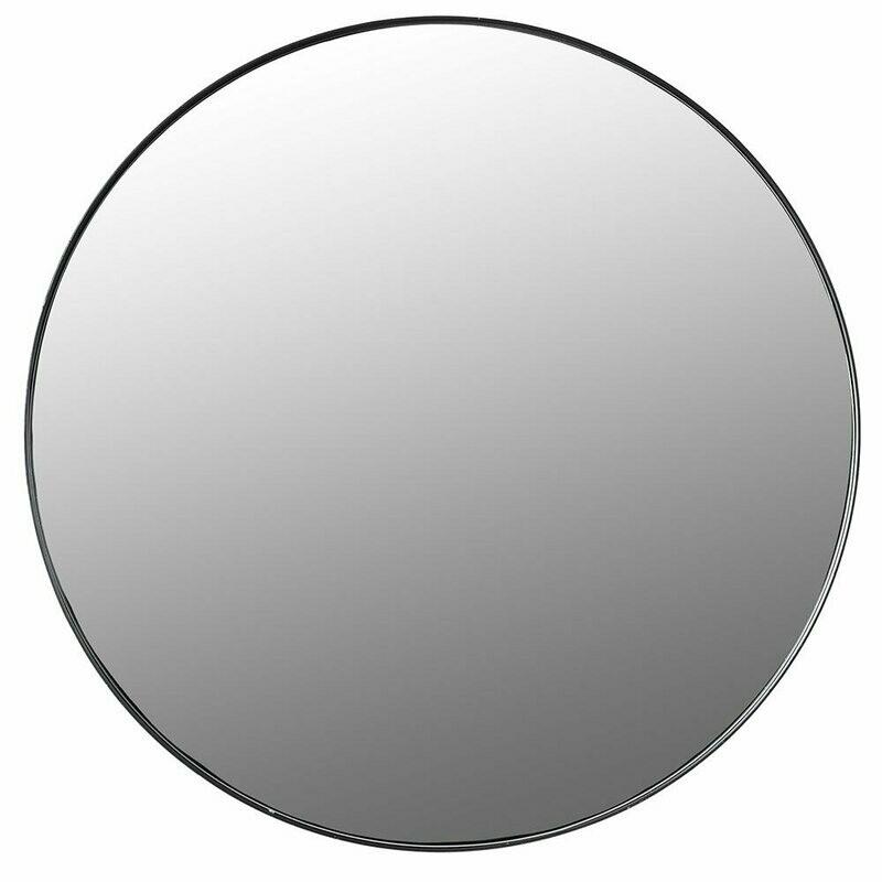 Nordic Round Mirror
