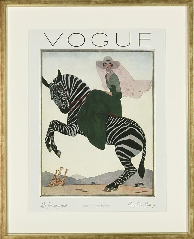 Vogue January 1926