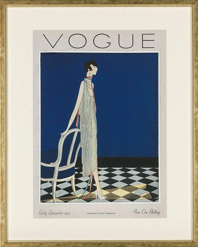 Vogue January 1925
