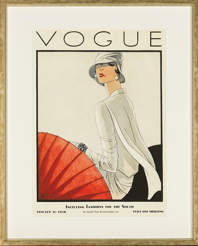Vogue January 1928