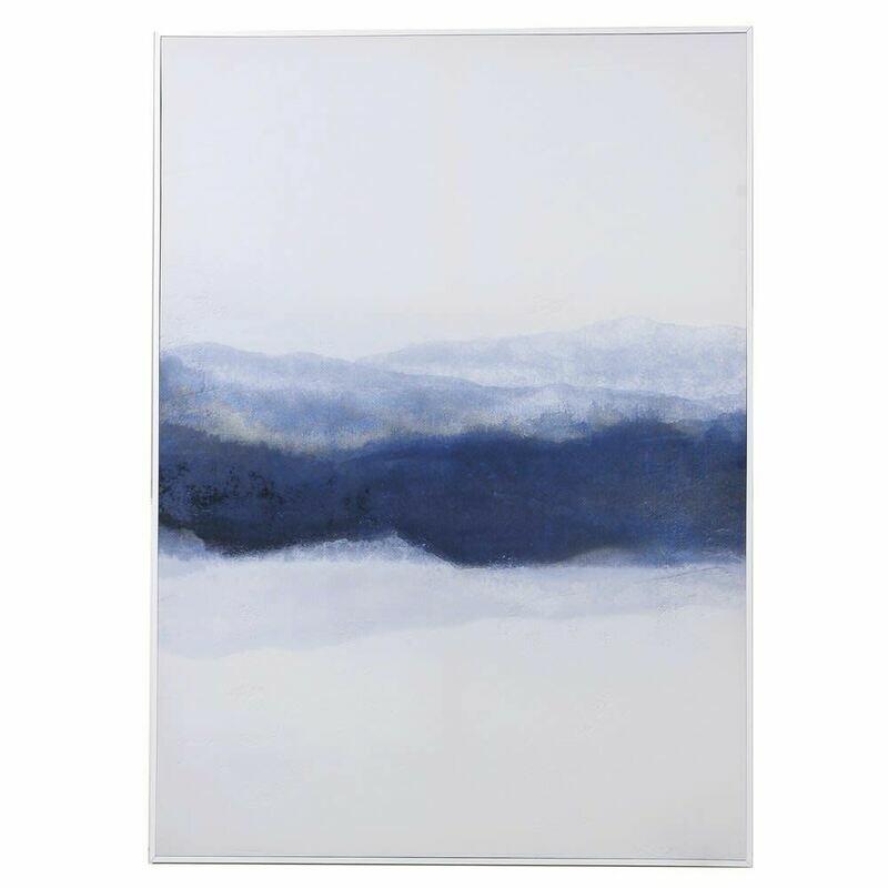 Blue Calm Canvas