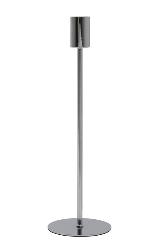 Andy Chrome Table Lamp