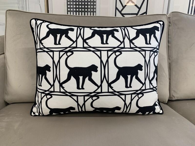 Monkey Custom Cushion (Single)