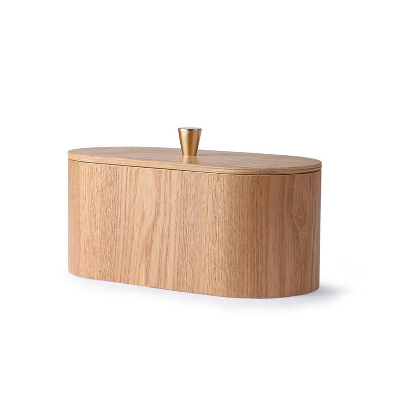 Willow Wooden Storage Box
