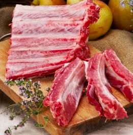 Costine di maiale (porzione 1 kg)