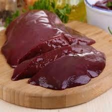 Fegato di maiale (porzione da 500 g)