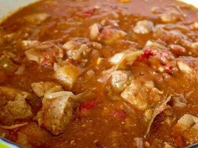 Goulash (porzione 500 grammi)