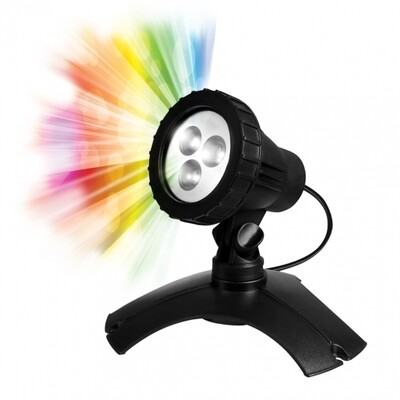 Large Color Changing LED Add-On Light