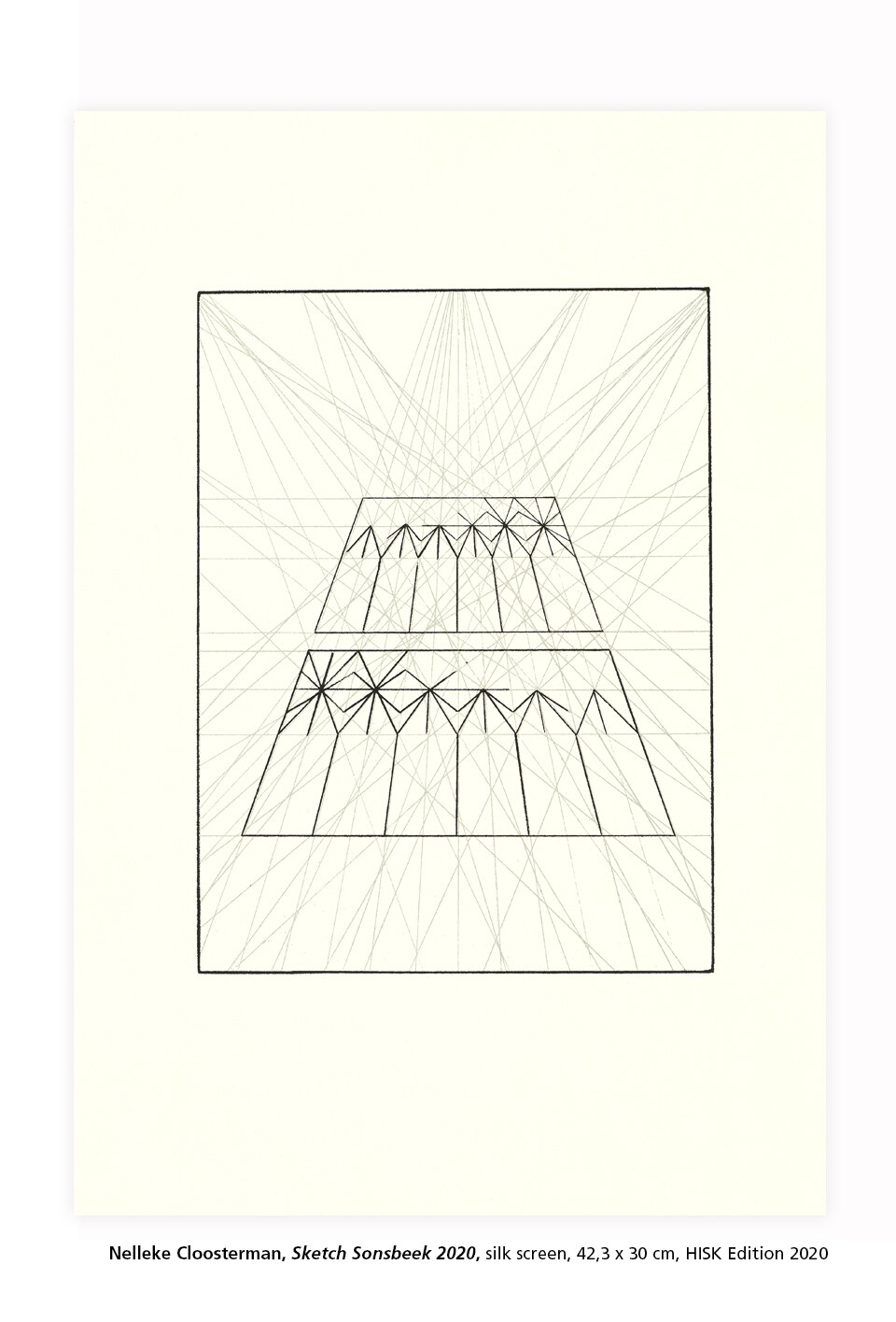 HISK edition 2020 - Box D - selection of 5 prints