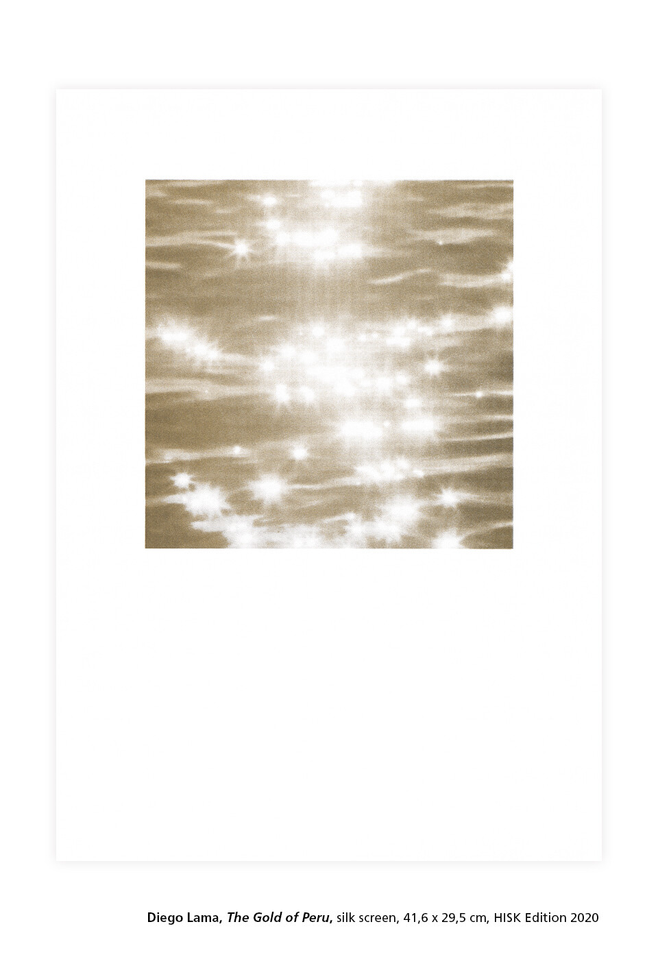 HISK edition 2020 - complete set of 22 prints
