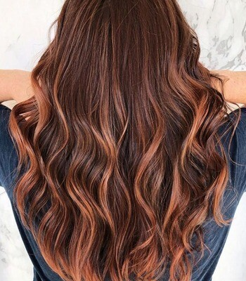 Hair Color Booking Deposit