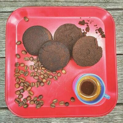 Teff Peanut Butter Cookies - Minimum of 4