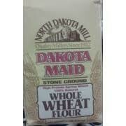 Stoneground North Dakota Whole Wheat Flour! 5lb