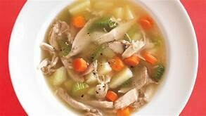 Chicken & Vegetable Soup - 1 Quart