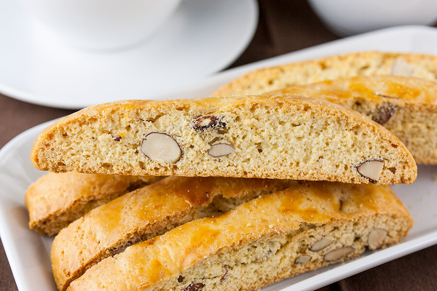 Almond Biscotti - Package of 3