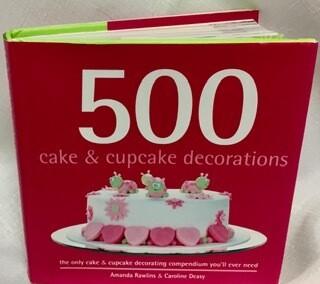 500 Cake & Cupcake Book