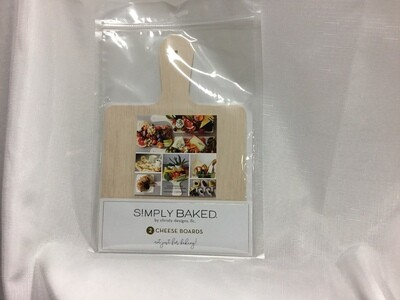 Simply Baked Cheese Boards Small