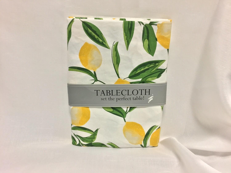 Lemon Bliss Tablecloth