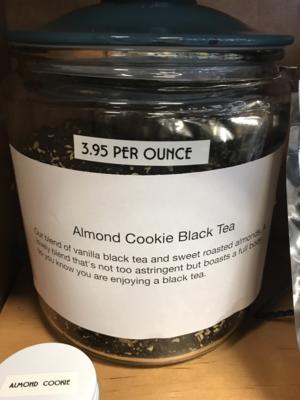 Almond Cookie Black Tea
