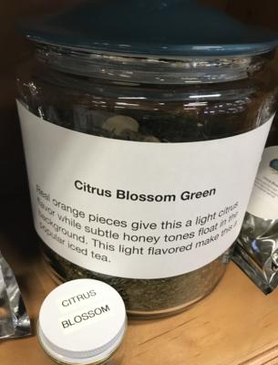 Cactus Blossom Tea per ounce
