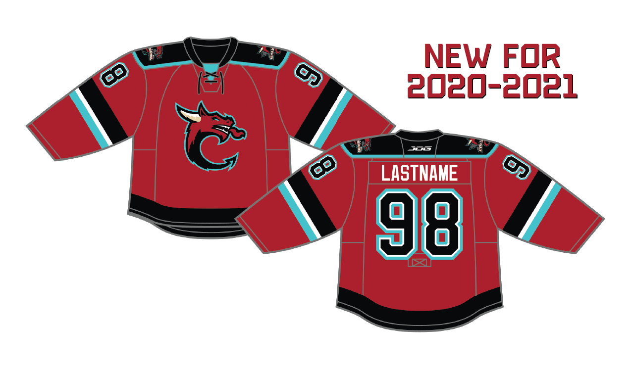 Authentic Custom Name/Number Jersey