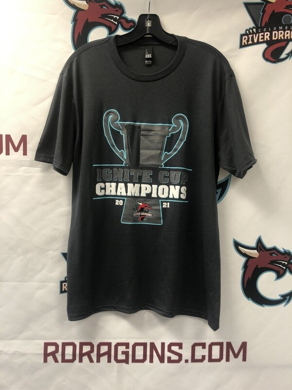 2021 Ignite Cup Champions Tee