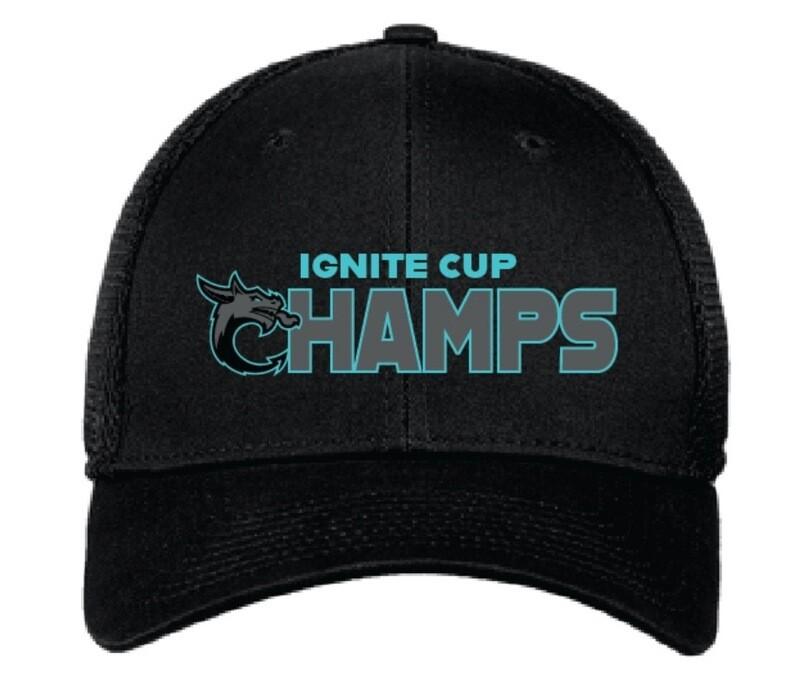 2021 Ignite Cup Champions Hat